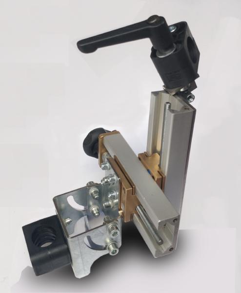 Układ suportów do czujnika GMD/GMH do głowicy ESAB A2 A6