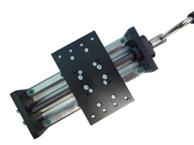Suporty ręczne precyzyjne - jednostki liniowe zastosowanie Głowice A2 SAW i MAG
