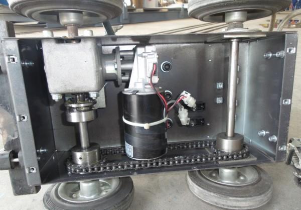 Napęd traktorka A2 silnik i silnik z przekładnią nowy i używany