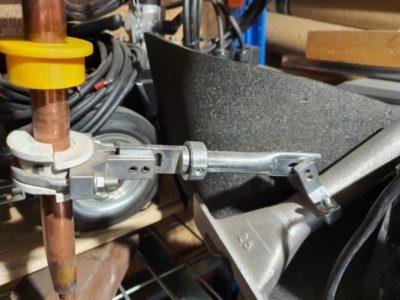 Wspornik ssawki topnika A2-A6 nowe i używane