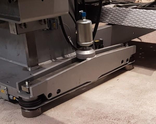 Esab CAB 460 Hamulec pneumatyczny obrotu słupowysięgnika nowy i używany