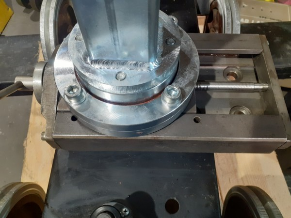 ESAB A6 Slides suporty ręczne nowe i używane - zestawy naprawcze