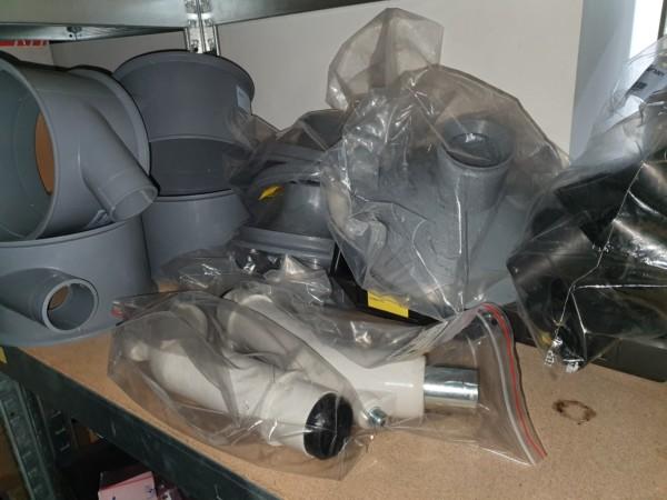 ESAB Odkurzacz OPC części nowe i używane