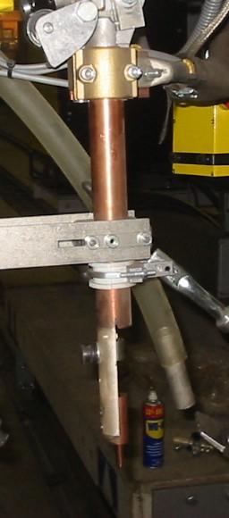 Esab rury prądowe A6 różne wersje i długości