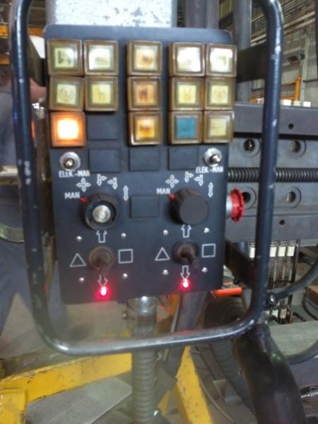 Esab CAB 300 , Cab 460 , Kasety sterownicze do słupowysięgników nowe , używane, części