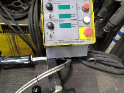 ESAB A2 PEI - sterownik traktorka ESAB A2 analogowy - cały i części - serwis
