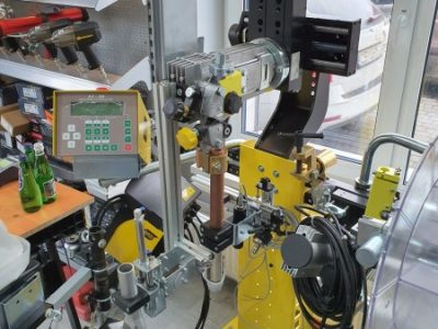 ESAB SF motorised slides welding head głowice A6 A2 sterowniki PEG PEH PEK