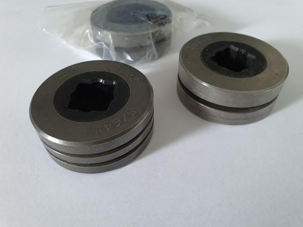 ESAB feed roler single twin wire A2 A6 rolka podająca drut pojedynczy i podwójny - duże ilości
