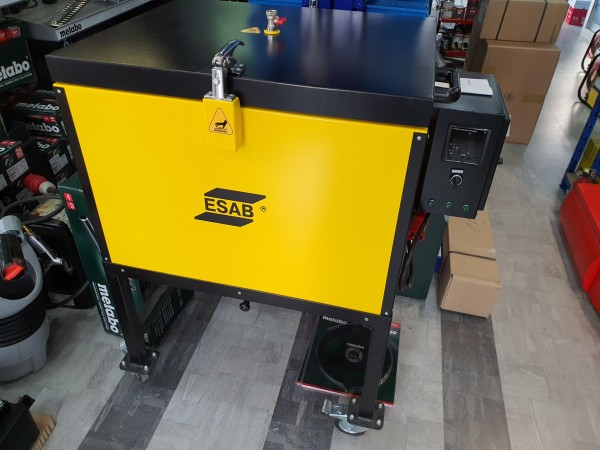 ESAB SDF-50 The SDF are large containers for drying and storing welding powder (flux) - Suszarka topnika